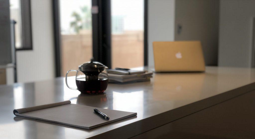 office teapot